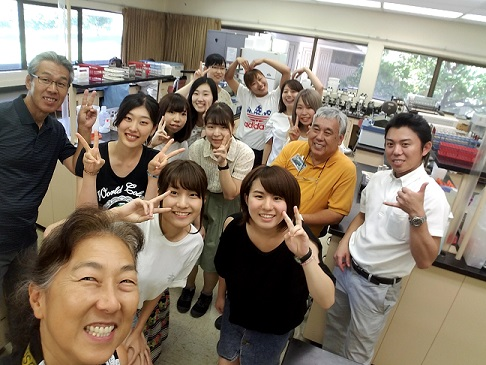 Niigata 2017 UHM-med tech lab