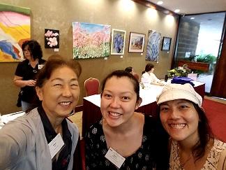 2018 HCLC Kerin Nakamura and Amber Yip