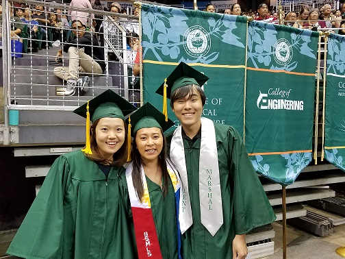 Commencement 2018-Ready for the Stage
