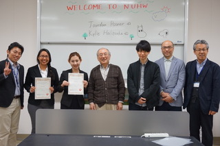 Niigata 2018-Completion Ceremony