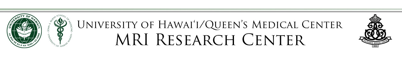 UH/QMC MRI Research Center Hawaii